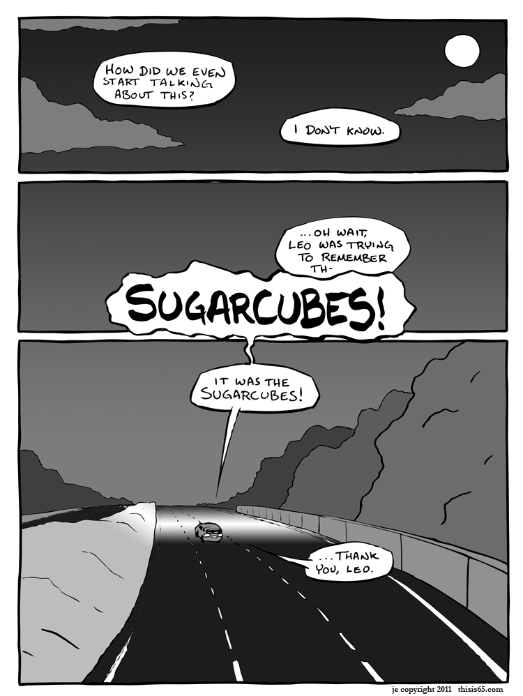 Chapter 2 Sugarcubes